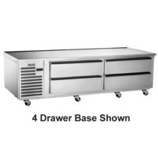 "Vulcan VSC48 Self-Contained 48"" Refrigerated Base with 2 Drawers"