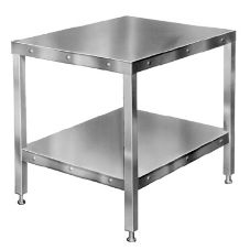 Hobart CUTTER-TABLE3 One-Shelf Table for Food Cutter
