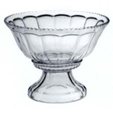 Lancaster Colony Milan 8 Qt Punch Bowl Only