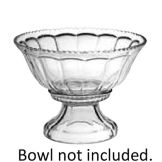 Lancaster Colony Milan Punch Bowl Pedestal Only