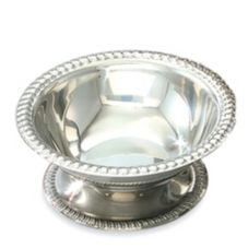 Vollrath® 48003 Mirror Finish S/S 3.5 Oz. Sherbet Dish