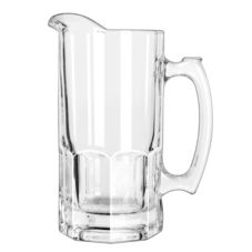 Libbey® 5263 1 Liter Glass Pitcher - 12 / CS