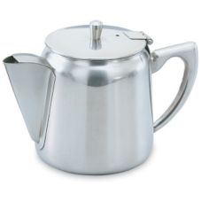 Vollrath® 46370 Mirror Finish S/S 12 Oz. Tea / Coffee Server