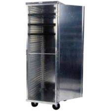 Win-Holt® EC1832-C Non-Insulated Mobile Enclosed 32-Pan Cabinet
