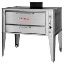 "Blodgett 901 SINGLE S/S Deck Type Gas 12""H Pizza Oven Base Only"