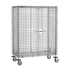 "Metro® SEC55ECQ qwikSLOT™ 52-3/4""L Mobile Security Unit"