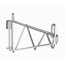 "Metro® Super Erecta® Post Mount 18"" S/S Shelf Support"