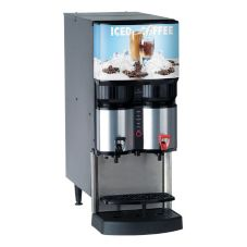 BUNN® 37700 LCA-2 Ambient Liquid Coffee Dispenser for Iced Coffee