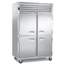 Traulsen A-Series AHF132WP-HHS 1-Section Hot Food Holding Cabinet