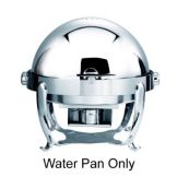 Worthy, Noble & Kent S/S Water Pan for Round Chafing Dish