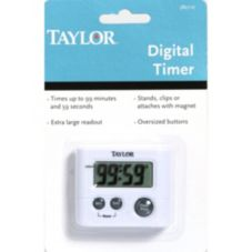 Taylor® Precision Digital Timer
