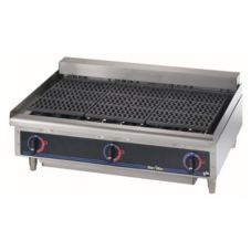 "Star® 5136CF Star-Max® Counter Electric 36"" Char-Broiler"