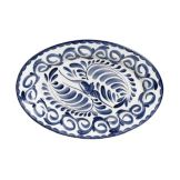 "Steelite Anfora Puebla 12¼"" RE Oval Platter"