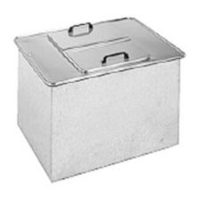 Atlas Metal WB-19 S/S 60 lb. Capacity Drop-In Ice Chest