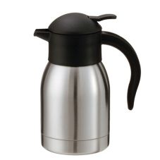 Service Ideas SJ60SS Steelvac™ 0.6 Liter Server - 6 / CS