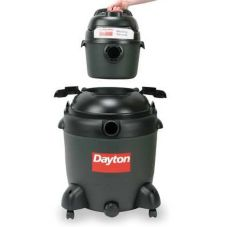 Dayton 1VHF9 20 Gal. Single Stage Wet / Dry Vacuum