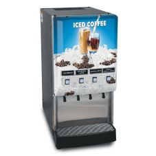 BUNN® 37300.002 Silver Series® Gourmet Cold Beverage System