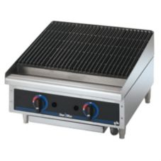 "Star® Mfg. Star-Max® Radiant Gas 24"" Char-Broiler"