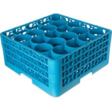 Carlisle® RW20-214 NeWave™ Glass Rack with Three Extenders
