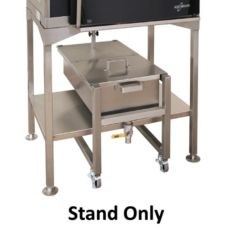 Alto-Shaam S/S Oven Stand w/ Shelf for AR-7E Rotisserie Ovens