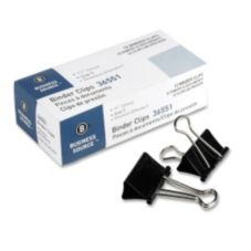 Medium Binder Clip, 1-1/4""