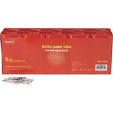 Staples® Advantage 472506 Jumbo #4 Paper Clip - 100 / BX