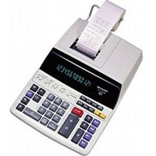 Staples Advantage 466170 12-Digit Printing Calculator w/ 2 Color Ink