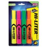 Avery® Hi-Liter Desk Style Assorted Highliters