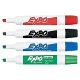 Staples® Advantage 502112 Set of 4 Visual Aid Markers - 1 / ST