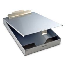 Staples Advantage Aluminum Clipboard