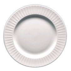 "Fortessa 6400.F0000.14 Evita 12-1/4"" Dinner / Service Plate - 24 / CS"