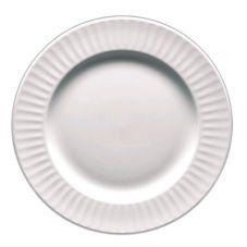 "Fortessa 6400.F0000.18 Fortaluxe Evita 9"" Luncheon Plate - 24 / CS"