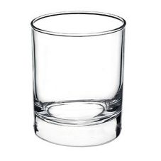 Bormioli Rocco 4915Q065 8-1/2 Oz Cortina Tempered Rock Glass - 48 / CS
