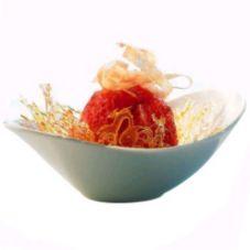 Cardinal D3612 Arcoroc Versatile 8-1/4 Oz. Oval Dessert Bowl - 24 / CS