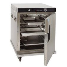 CresCor H-339-SS-UA-8C Mobile Insulated Half-Height Heated Cabinet
