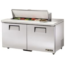 True TSSU-60-12-ADA 15.5 Cu Ft Sandwich / Salad  Unit With 12 Pans