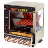 Star® 175SBA Spike Broil-O-Dog with 32-Bun Warmer Compartment