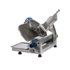 "Globe Food Chefmate™ 12"" Compact Gear Driven Manual Slicer"