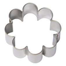 "Fox Run™ 3380 Tinplated Steel 2"" Small Daisy Cookie Cutter"