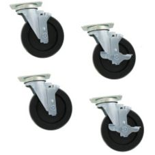 Dean® CASTER/PLATE Casters For SR42 And SR52 Dean Fryers