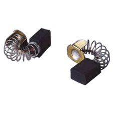 Dayton Motor Brush Set w/ Copper Coil Springs For 2M191 Motor, 115 V