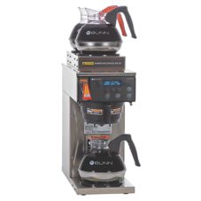 BUNN® 38700 AXIOM 200 Oz. Coffee Brewer with 1L / 2U Warmers