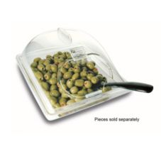 Delfin 12x10x5-1/2 in. Rectangular Acrylic Clear Self-Serve Dome Cover