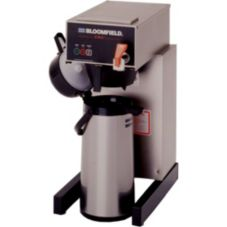 Bloomfield® E.B.C.™ Automatic Coffee Brewer w/ Pour Over