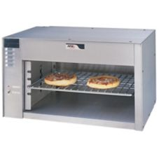 "APW Wyott CMW-24 S/S 24"" Wall Mount Electric Cheesemelter"