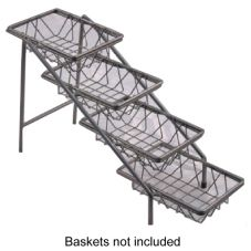 Dover Metals Steel 4-Tier Amenity Stand