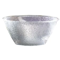 Cal-Mil® 402-10-34 Acrylic Pebble 4 Qt All Purpose Bowl - 6 / CS
