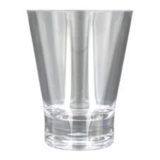 Impulse Clear Polycarbonate 14 Oz. Capri DOF Glass
