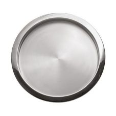 Oneida® 88104513H Stiletto Bright S/S Round Tray with Holes