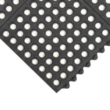 Apex™ 993-437 Black 3' x 3' Ultra Mat® Floor Mat